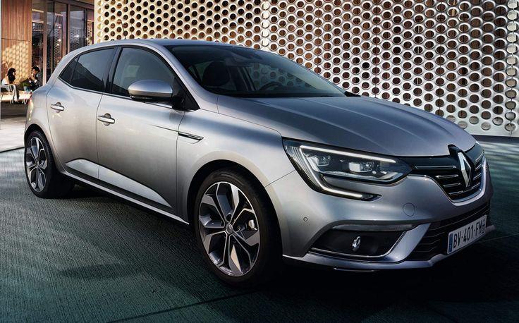New Renault Megane 2016