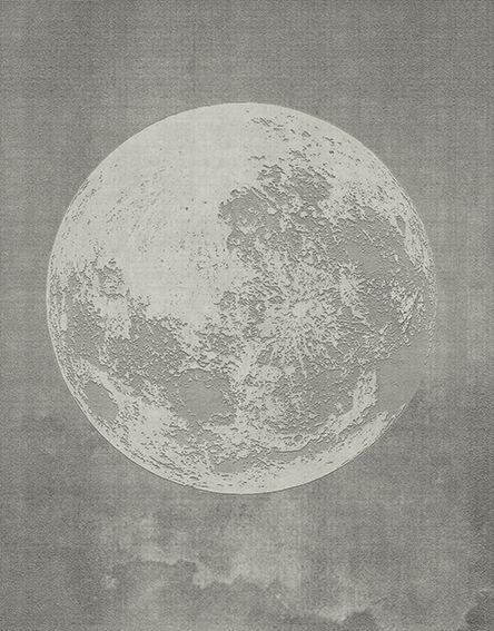 behang bij Simon? Behang Luna Plena WDLU1702 (Wall&decò)