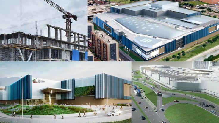 Avances De La Primera Etapa  El Edén Centro Comercial Bogotá Colombia 2018