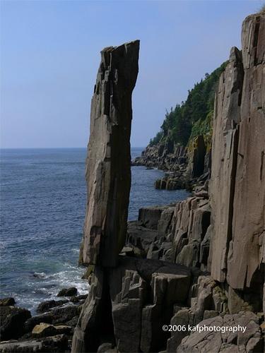 Balancing Rock Long Island