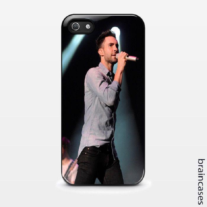 Adam levine on stage case Iphone 4/4s Iphone 5/5s/5c Iphone 6/6plus Iphone 6s/6s plus