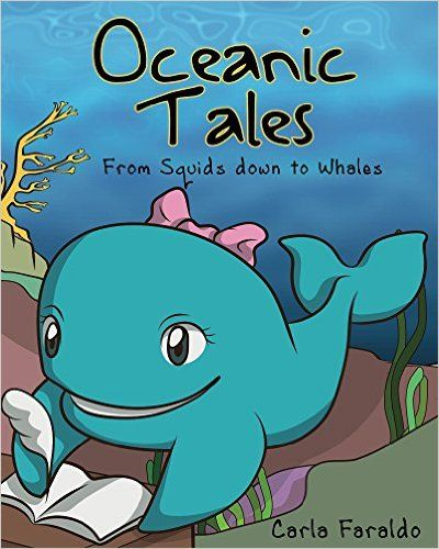 Inspire your child's imagination and creativity with this beautiful ocean-themed book about our friends from the sea. A shark paints his next masterpiece, a lobster sings opera for her fishy friends and a shrimp tailors outfits for sea royalty.