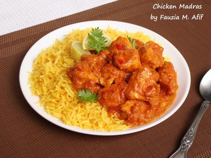 fauzia kitchen chicken tikka recipe
