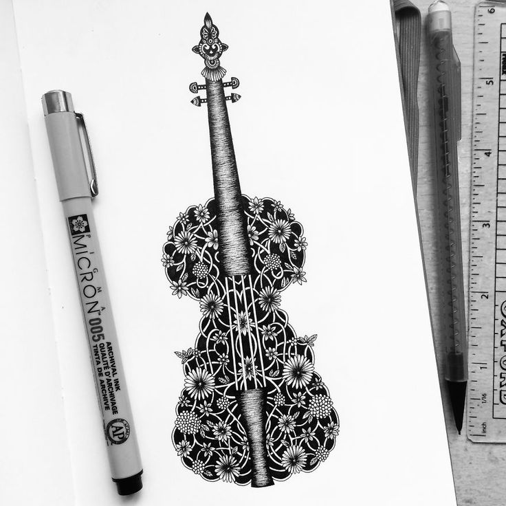 I Am Obsessed With Drawing Super Detailed Art