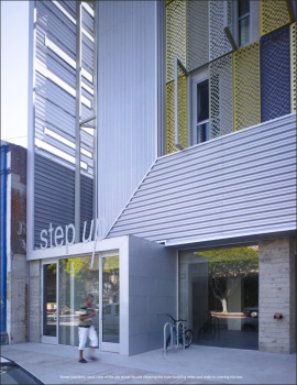 Step Up on 5th, Santa Monica, CA / BROOKS + SCARPA / AIA COTE Top Ten 2011