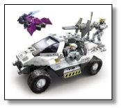 Halo Lego: UNSC Warthog