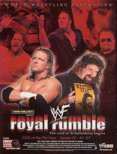 royal rumble 2000 - Google Search