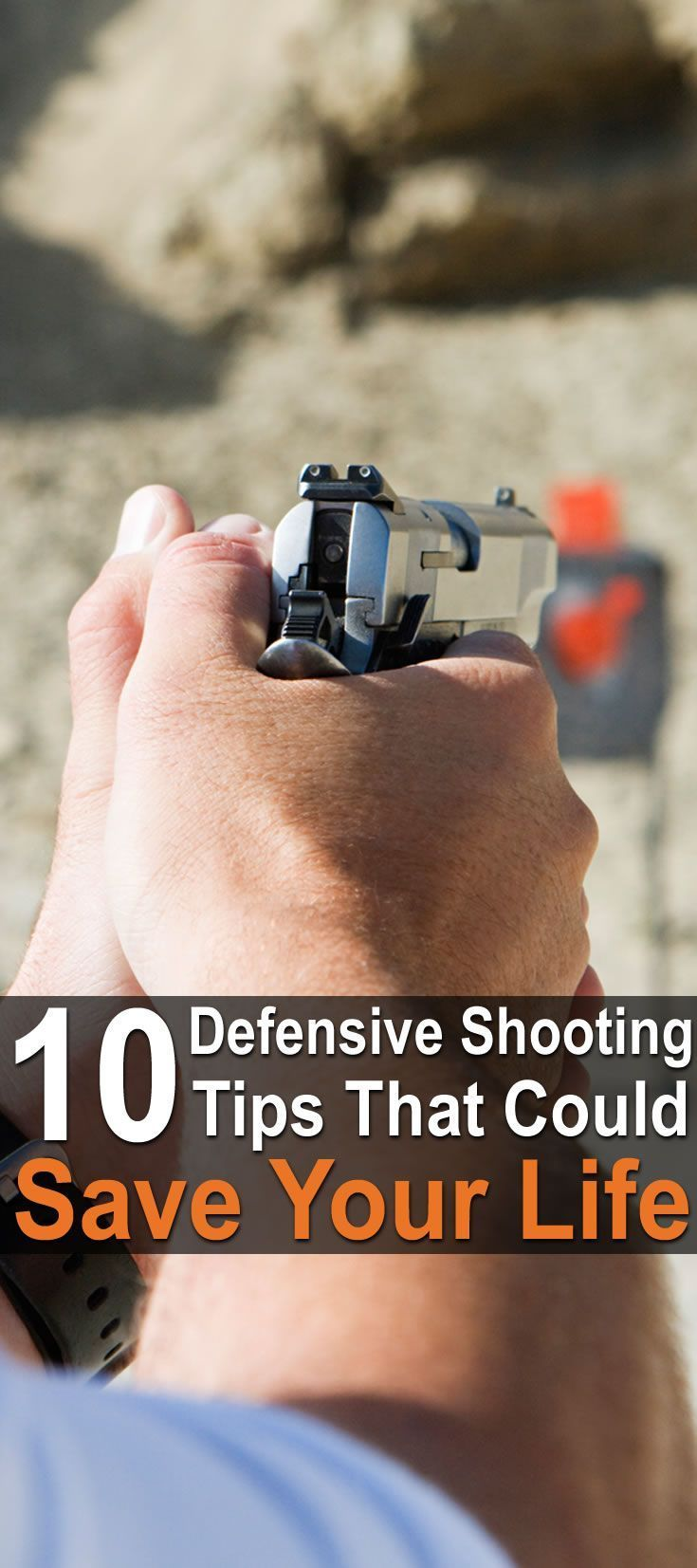 10 Defensive Shooting Tips That Could Save Your Life Loading that magazine is a pain! Excellent loader available for your handgun Get your Magazine speedloader today! http://www.amazon.com/shops/raeind