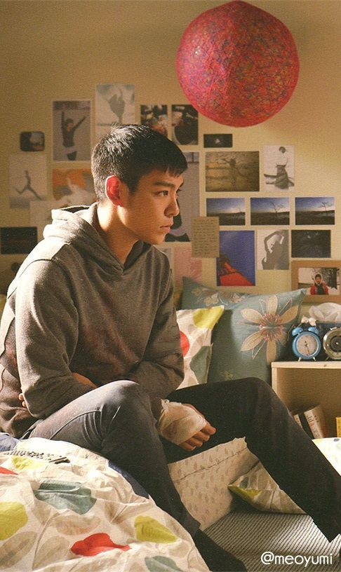 """TOP (Choi Seung Hyun) ♡ – """"THE COMMITMENT"""" I loved this movie :)"""