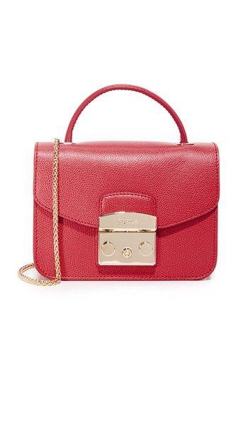 Furla Metropolis Mini Top Handle Bag