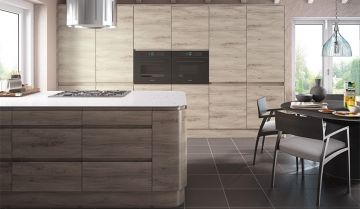 Pronto Stone Elm Kitchen - By BA Components