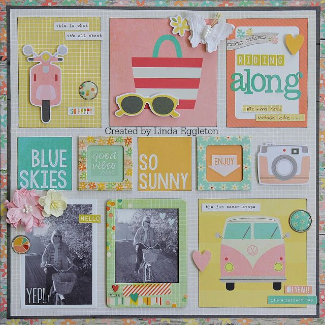 10 Images About Scrapbook Pages Amp Ideas On Pinterest