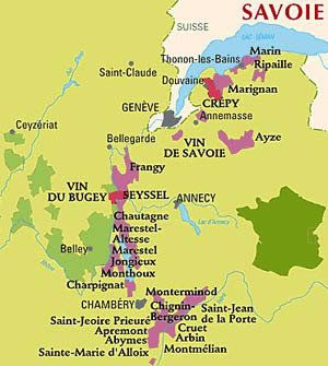 Appellation Savoie