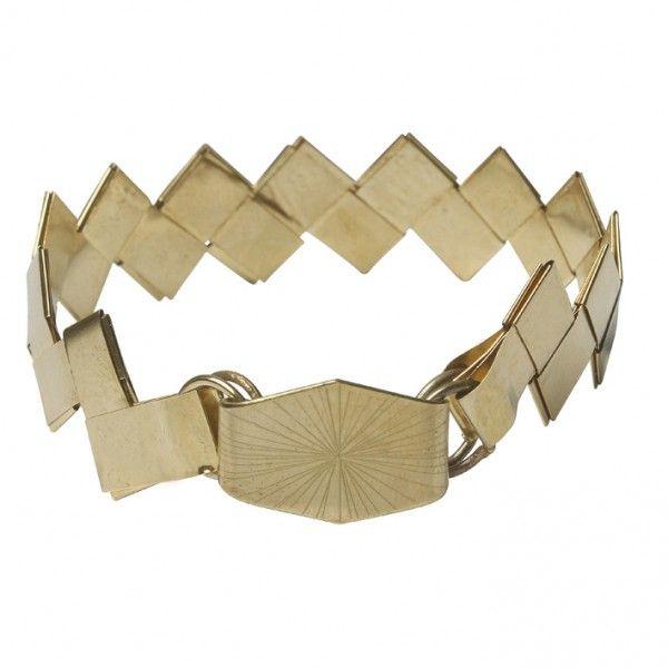 Qvist Jewellery |Sulpher City Bracelet |€96 I ENIITO