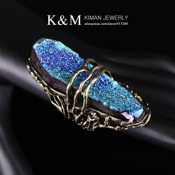 Cheap ring fashion, Buy Quality ring metal directly from China rings trendy Suppliers: Factory Name: KIMAN JewelryItem Type: RingMaterial: Alloy, resin stone and rhine