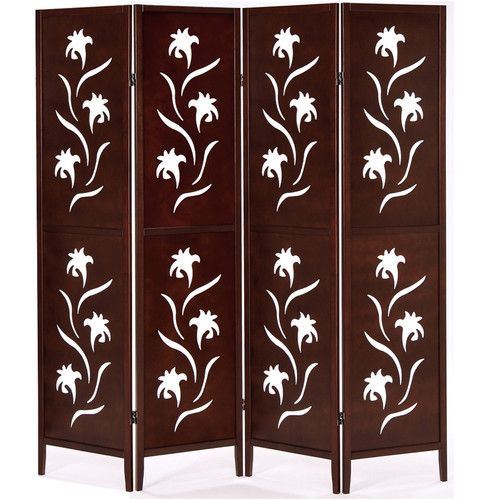 Found it at Wayfair.co.uk - 178cm x 175cm Screen with Flower 4 Panel Room Divider