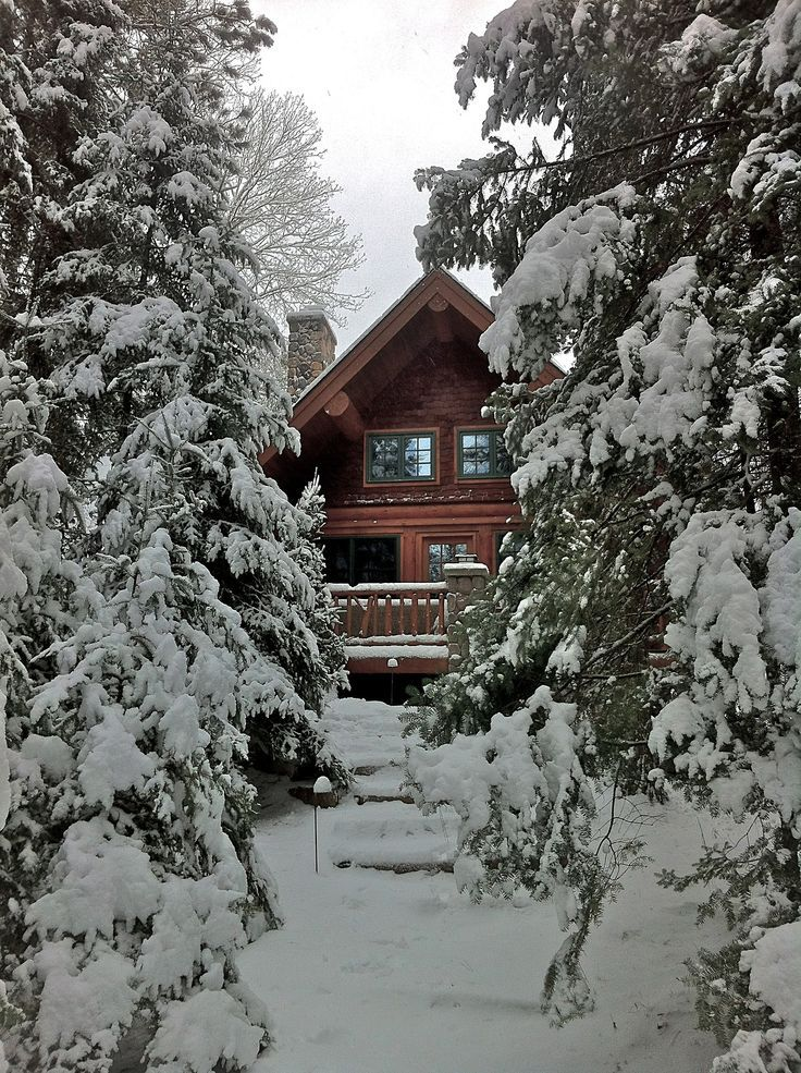 Hidden Cabin, Vail, Colorado. I love Colorado.