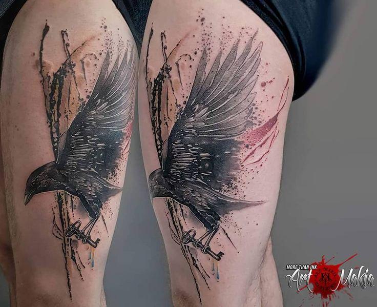 tattoo black thugs