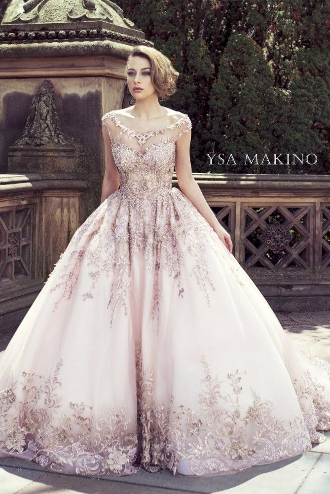 Connu 344 best ROBES DE MARIÉE images on Pinterest | Wedding dressses  LQ62