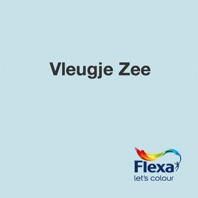 Collectie: Flexa Mengkleuren Kleur: Vleugje Zee URL: http://www.flexa.nl/nl/kleur/vleugje-zee/