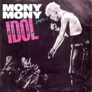 Billy Idol - Mony Mony (Live) (1987)