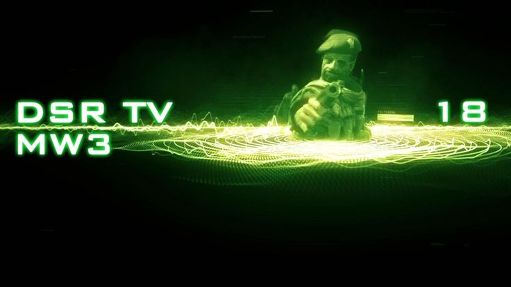 DSR TV DJMeng MW3 let's play EP 18