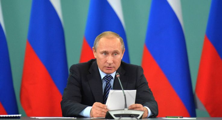 11/16    Putin: ISIS financed from 40 countries, including G20 members