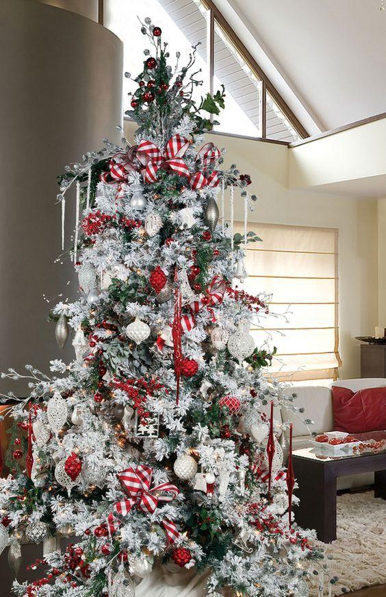 20 besten christmas trends 2017 2018 bilder auf pinterest weihnachtsdekoration weihnachtsbaum. Black Bedroom Furniture Sets. Home Design Ideas