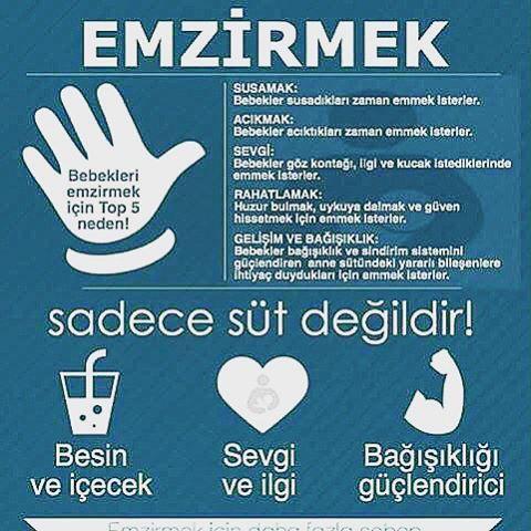 Emzirmek sadece süt değildir... #annesütü #emzirme #annesutu #bebekbeslenmesi Afiş, LLL Türkiye sayfasından alınmıştır.