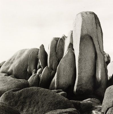 White Rocks by Fay Godwin