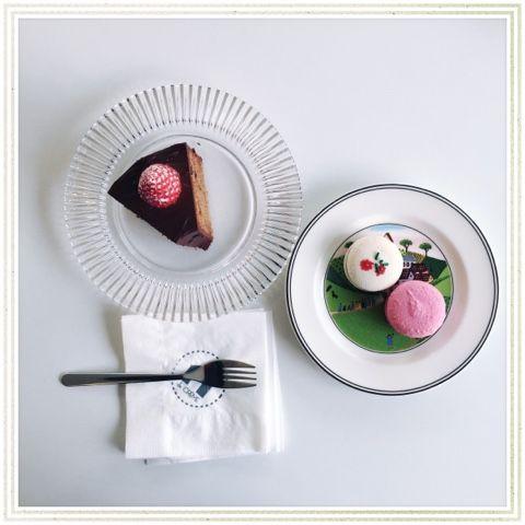 Maison de Creme - Mollakorea Delicate French fusion desserts and meals.