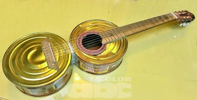 Cristãos kids: Musicalização infantil: Instrumentos musicais reciclados