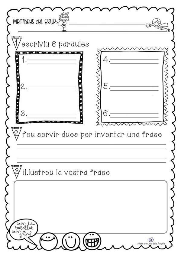 Formar frases