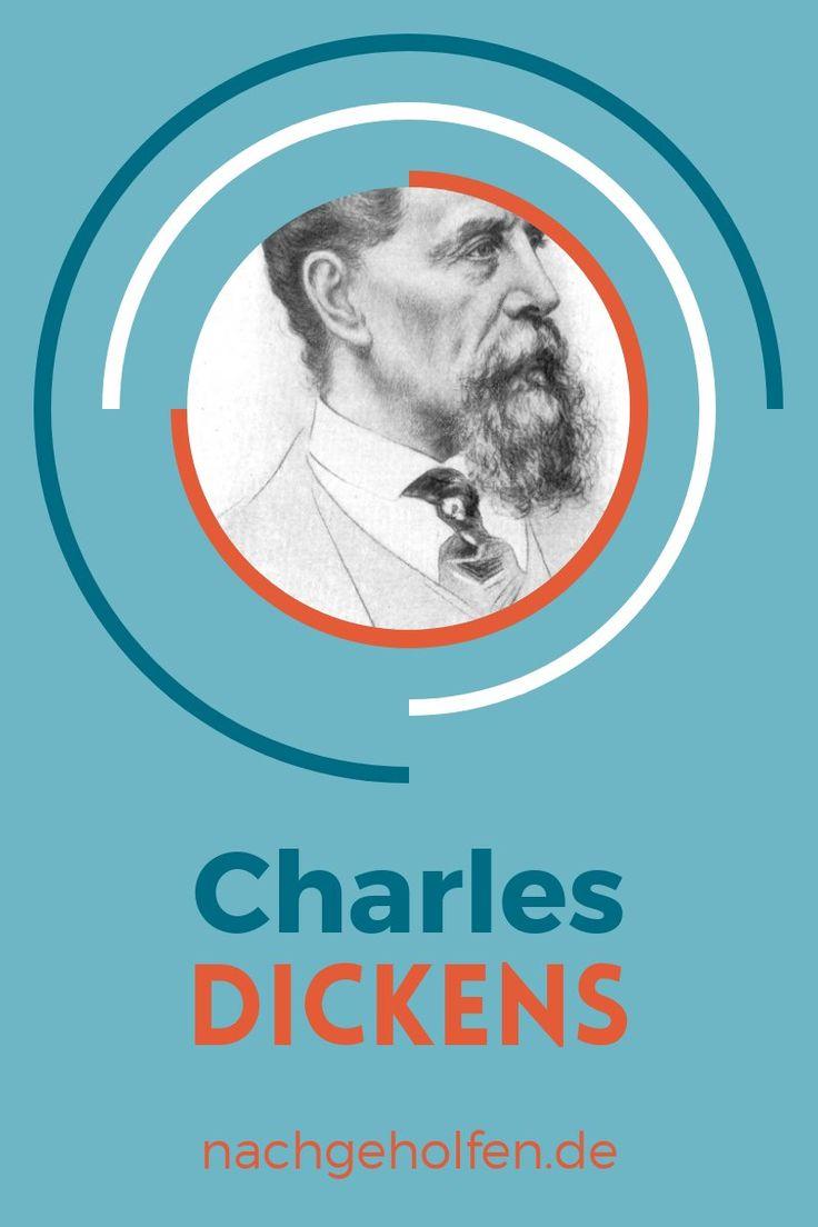 Schule, lernen, Lerntipps, Nachhilfe, Noten verbessern, Lernvideos, Online-Nachhilfe, online lernen, E-Learning, bessere Noten, Englisch-Unterricht, Charles Dickens