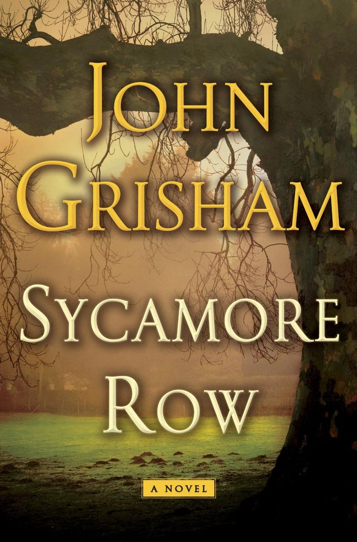 Sycamore Row Takes Place In Clanton, Ms, The Setting For A Time To Kill