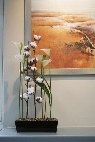 Pracownia florystyczna Green Sense kwiaty do biura, dekoracje kwiatowe