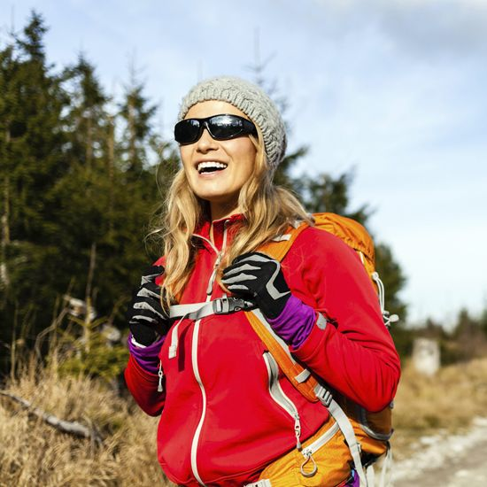 Hiking season's coming! 45 min indoors treadmill hike-training for a better start