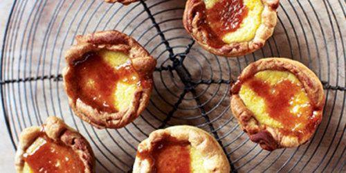 Десерт Португальские пирожные на манер Джейми