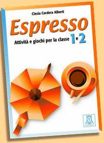 ESPRESSO-ACTIVITIES FOR BOOKS 1 &2