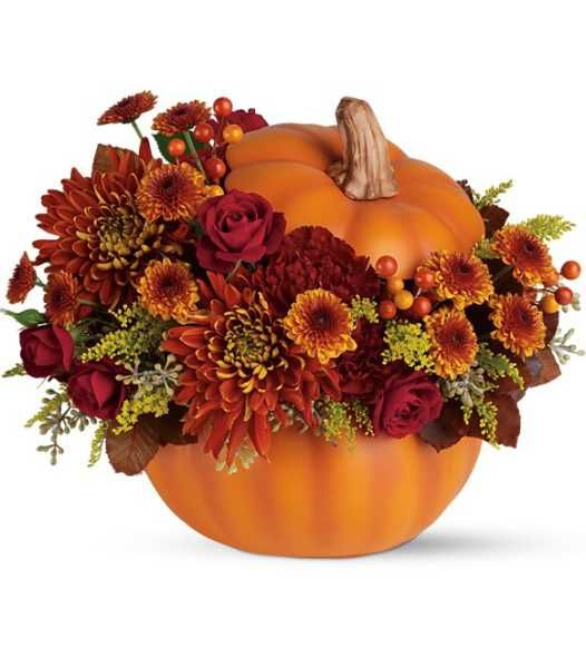 89 Best Thanksgiving Floral Arrangments Images On Pinterest Fall Arrangements