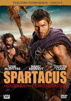 Baixar Spartacus War of the Damned 3º Temporada 720p Dual Audio - Torrent - Baixeveloz