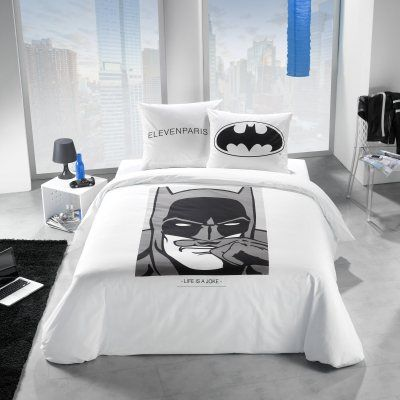 Batman in your bed
