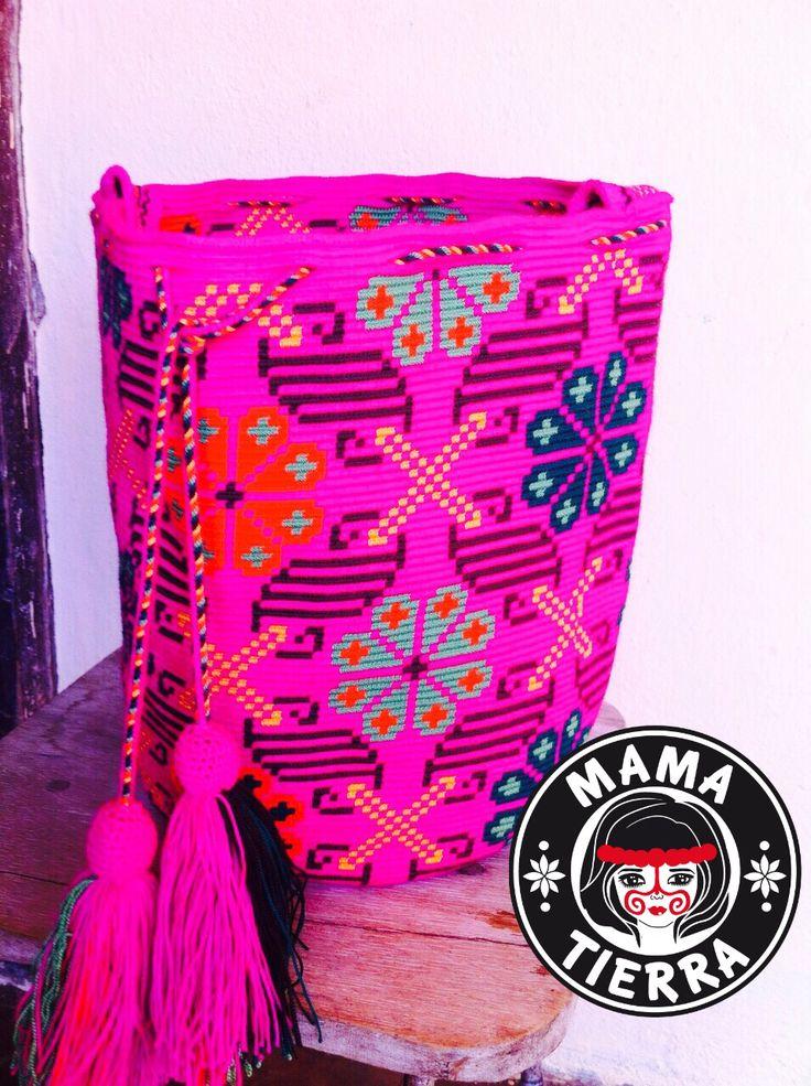 Wayuu Tasche aus Fairtrade www.mama-tierra.org