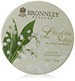 Bronnley Lily of the Valley 75g/2.6oz Dusting Powder - http://47beauty.com/bronnley-lily-of-the-valley-75g2-6oz-dusting-powder/