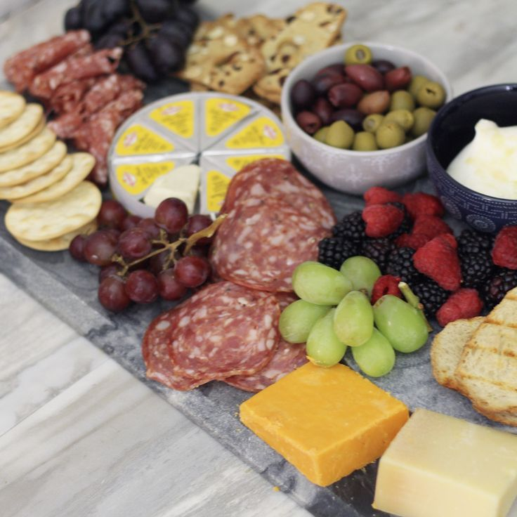 How to Build A Charcuterie Board Like A Boss With Grocery