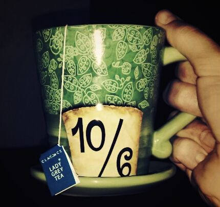 Mad as a Hatter // I'd love this mug!