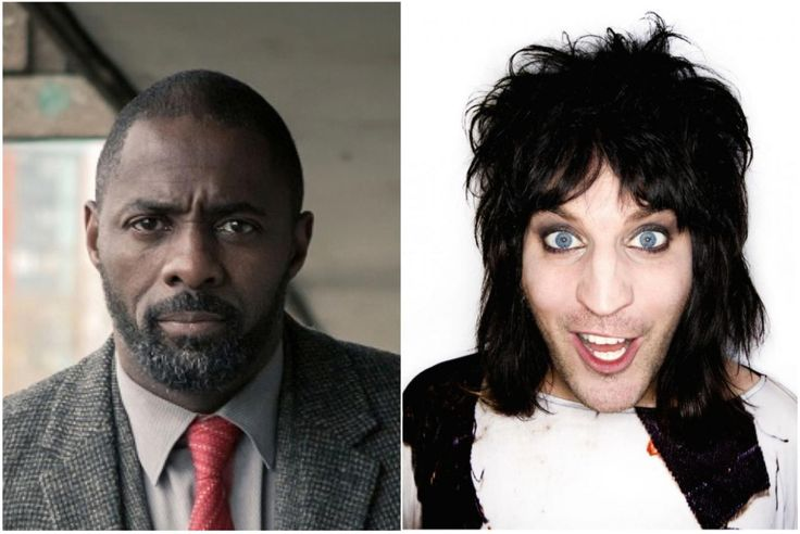 So Idris Elba rapping on a Noel Fielding Christmas song is pretty much as amazing as you'd think.