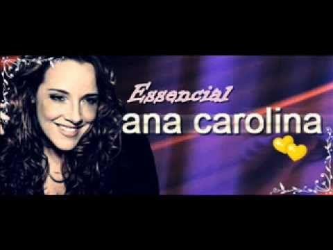 """Ana Carolina PERFIL ( Essencial TODOS SUCESSOS Melhores músicas) """"Encostar Na Tua"""" - YouTube"""