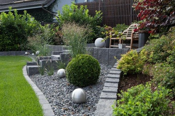 Gravel Garden Modern pictures