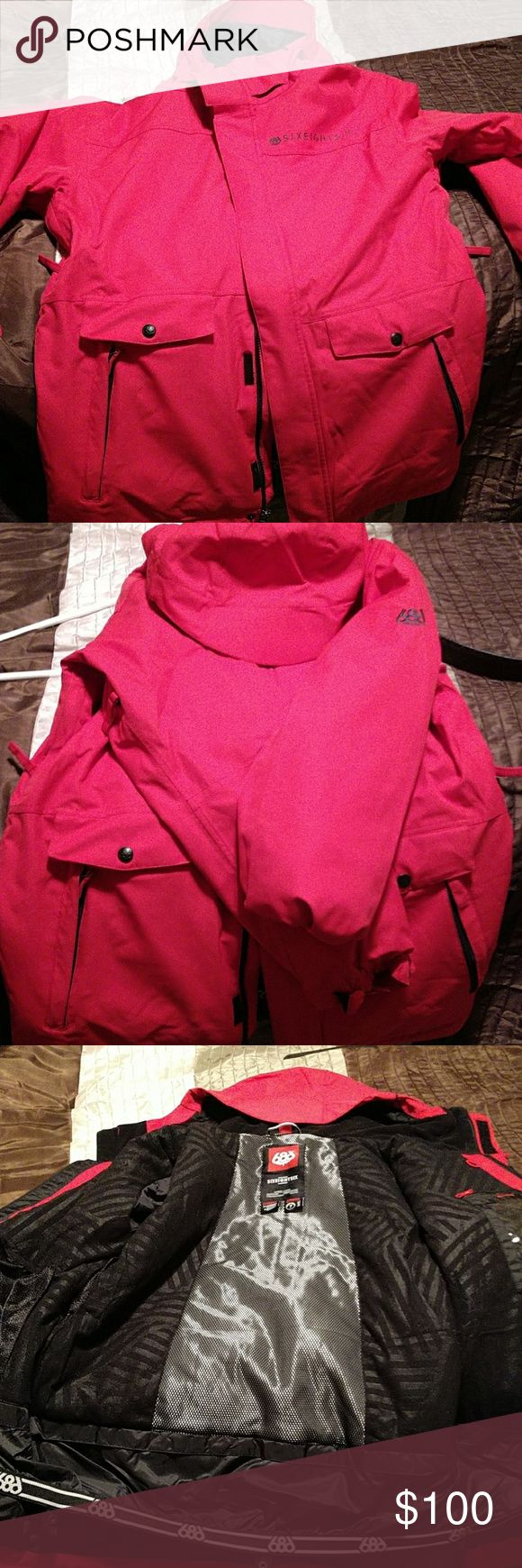 686 snowboard jacket 686 jacket in great condition 686 Jackets & Coats